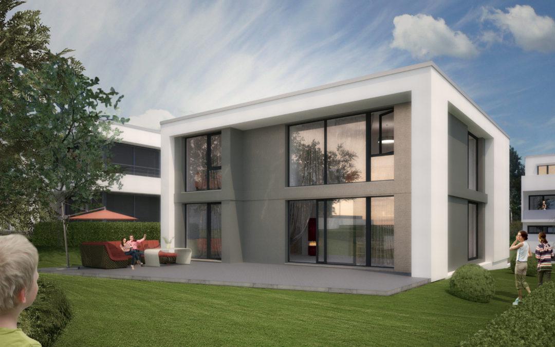 Energieeffizient bauen und modernisieren