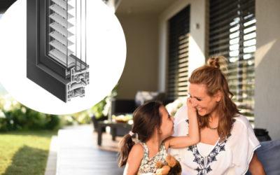 AddOn – Die Jalousie im Fenster