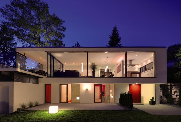 Aluminium Fenster ideal bei großen Fensteröffnungen
