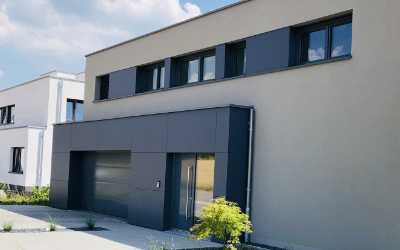 Im Trend: Premium PVC-Fenster mit Alu-Schale
