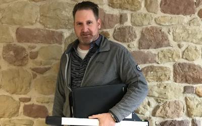 Unser neuer Mann für's Aufmaß – Andreas Bludau