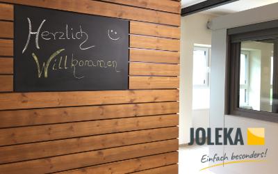 Willkommen in der neuen JOLEKA Ausstellung