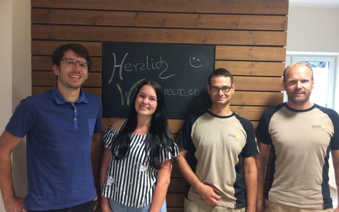 Ausbildung bei JOLEKA – Auf ein Neues!