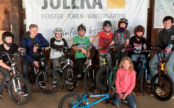 Sponsoring BMX Halle Birresborn