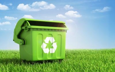 Erhebliche CO2 Einsparung durch Recycling