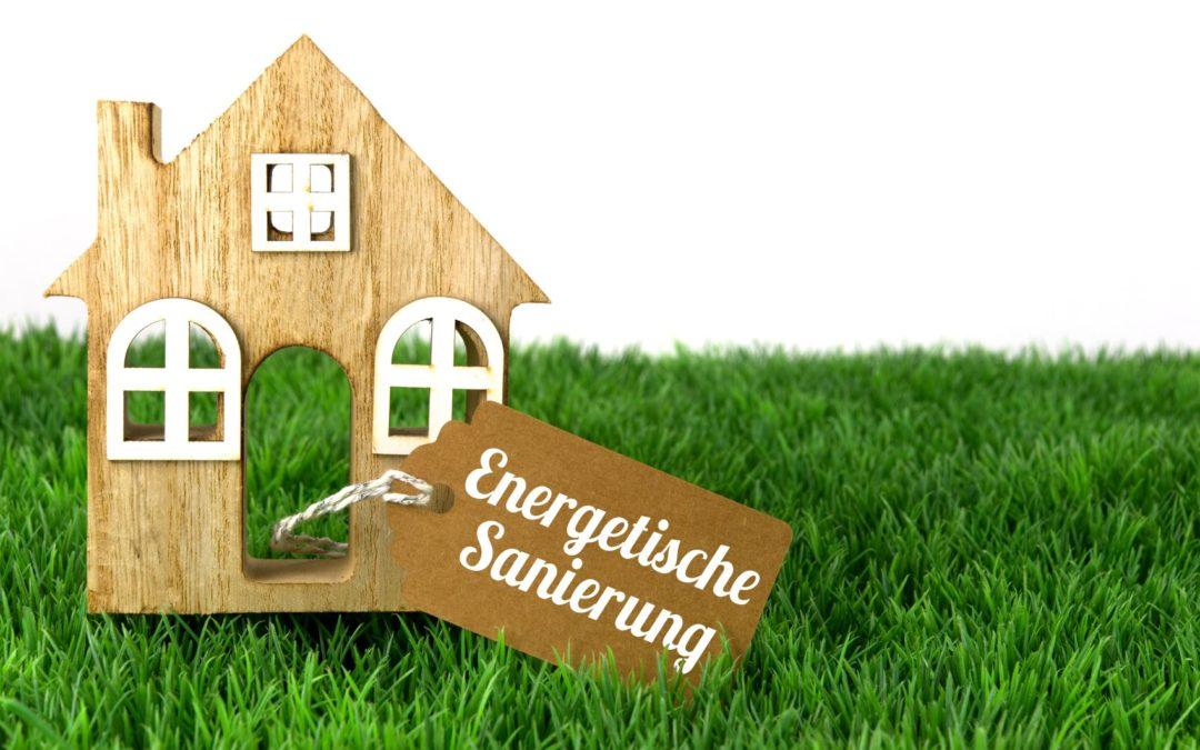 Bund will energetische Sanierung steuerlich fördern