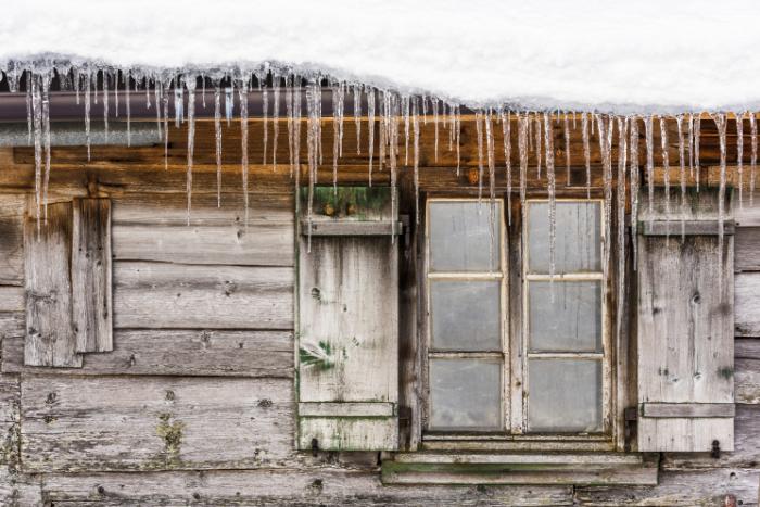 Energieräuber Fenster