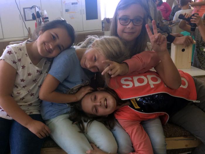 Die Kids aus Kelberg hatten einen tollen Tag...