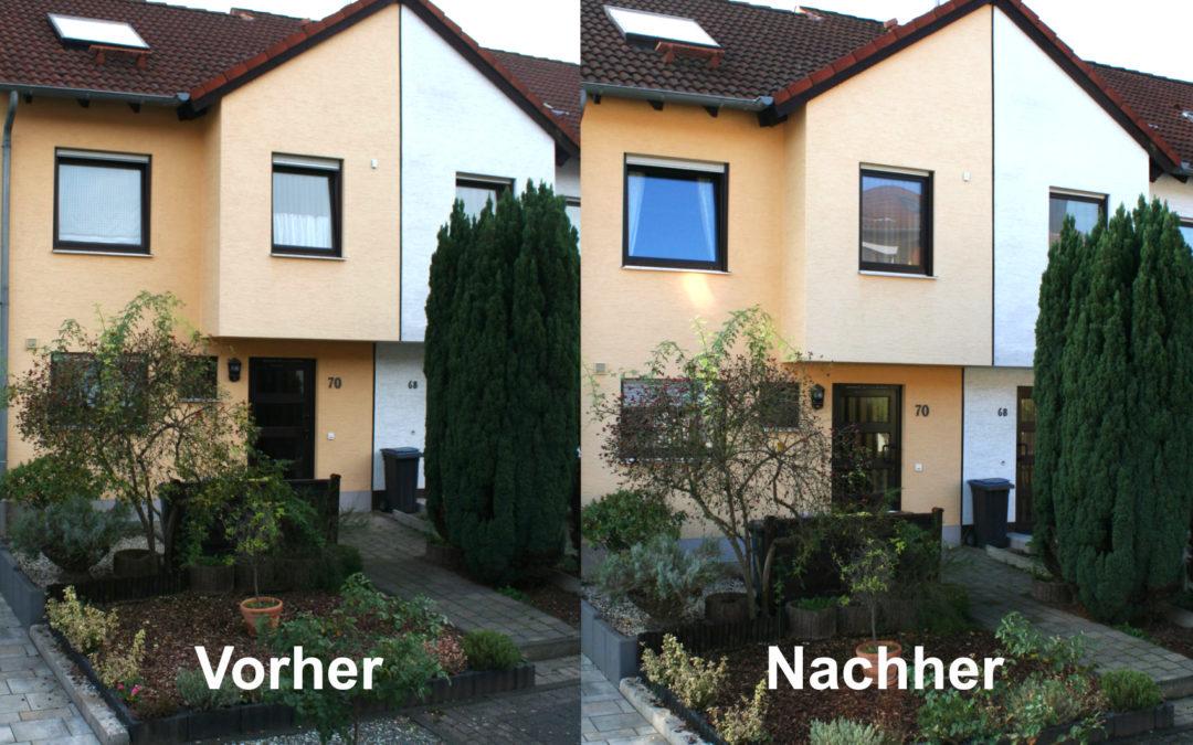 Fassaden-Optik erhalten trotz neuer Fenster?