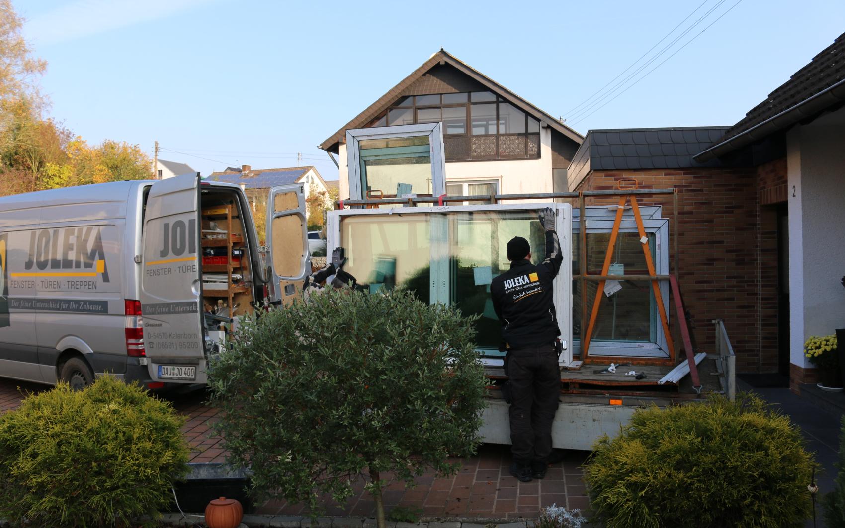 Fenster Sanierung Altbau