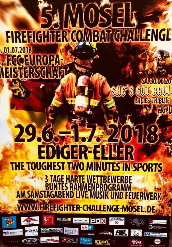 Sponsoring Firefighter