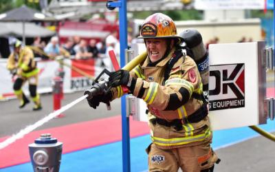 JOLEKA sponsert die Mosel Firefighter Challenge