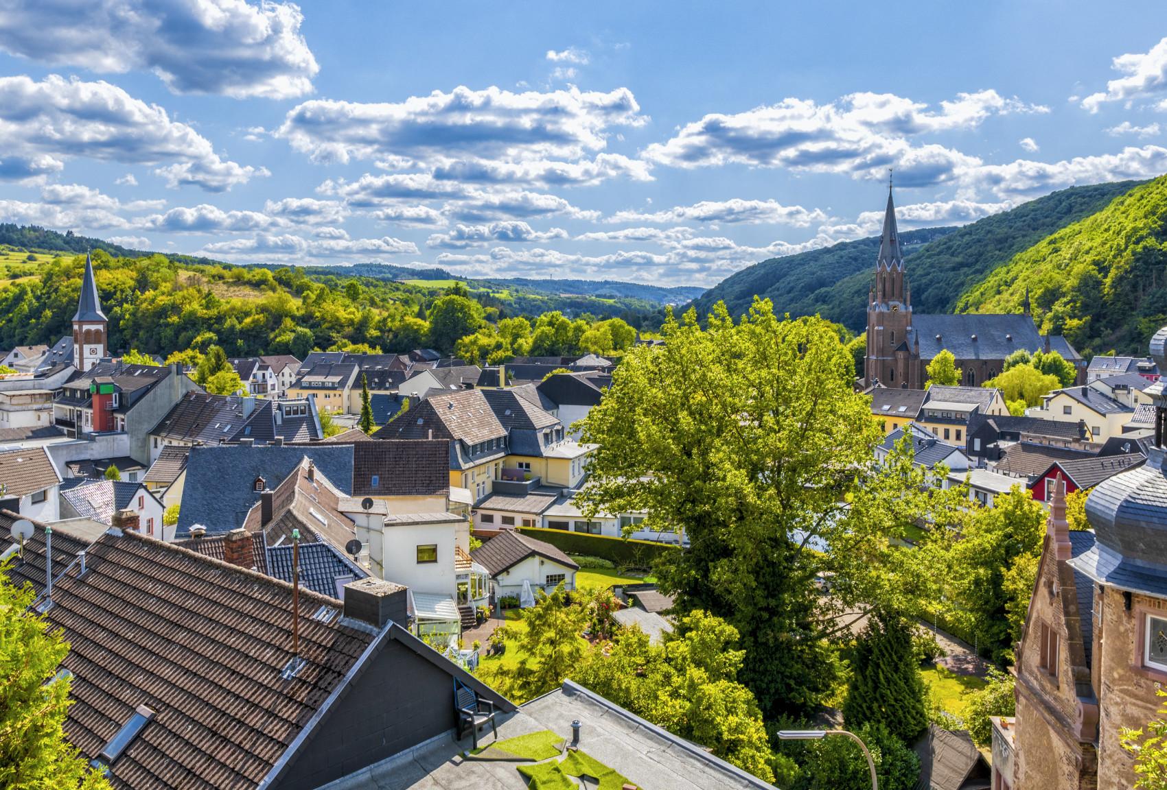 Förderprogramm Dorferneuerung Rheinland-Pfalz