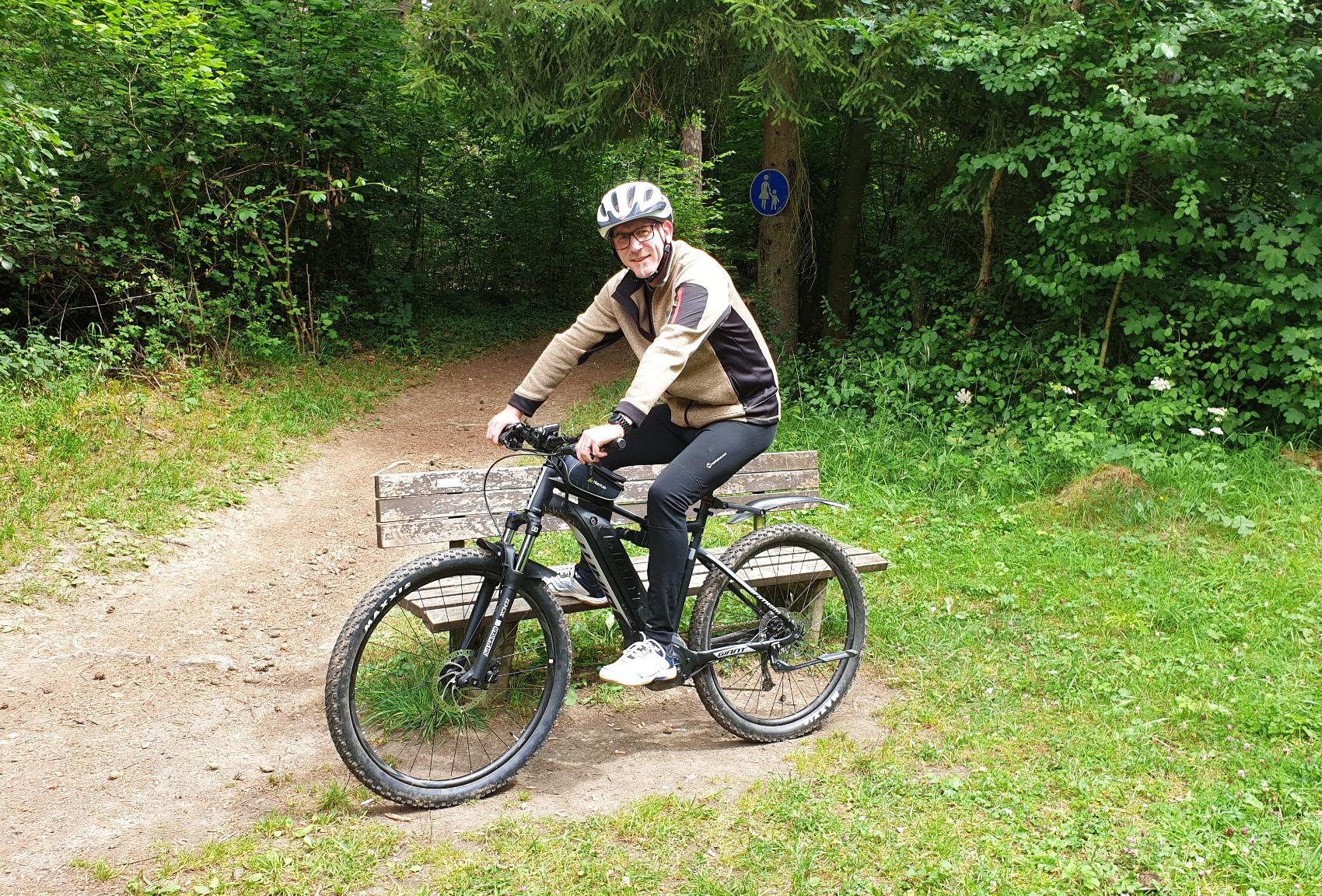 Job Bike bei JOLEKA