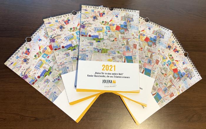 JOLEKA Jahreskalender 2021