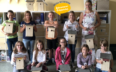 Grundschule Lissendorf zu Gast bei JOLEKA