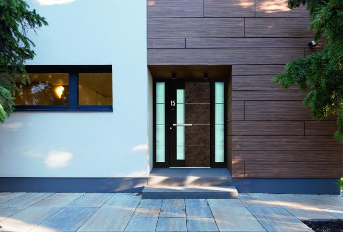 Haustür - Designvielfalt trifft Hightec