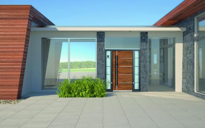Haustüren – Mehr Komfort & Sicherheit durch Fingerscan