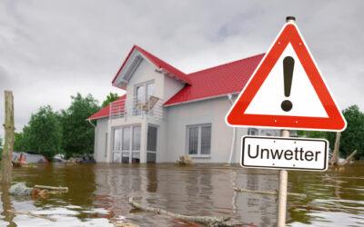 Hochwasser: Wasserschutztüren- & Tore können Schäden verhindern
