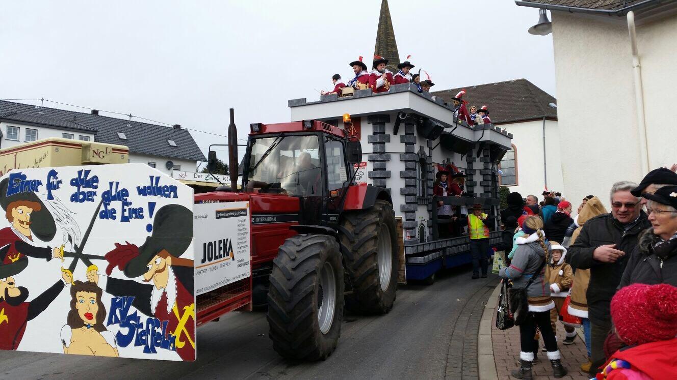 Karneval Eifel