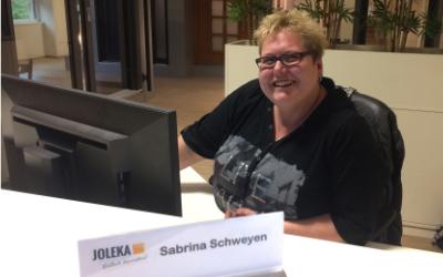Sabrina Schweyen – Die neue Stimme JOLEKAs