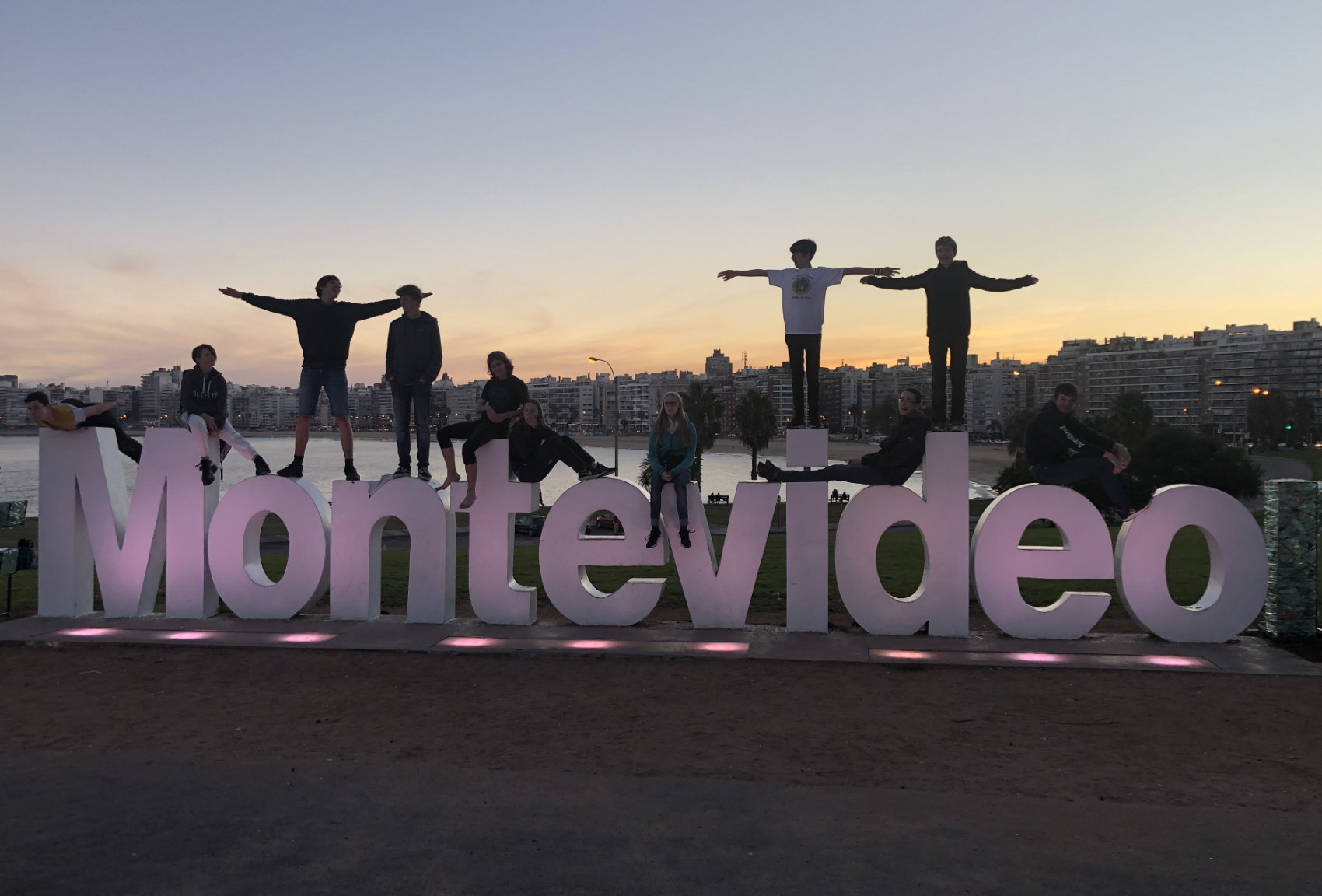 INDA-Bots in Montevideo