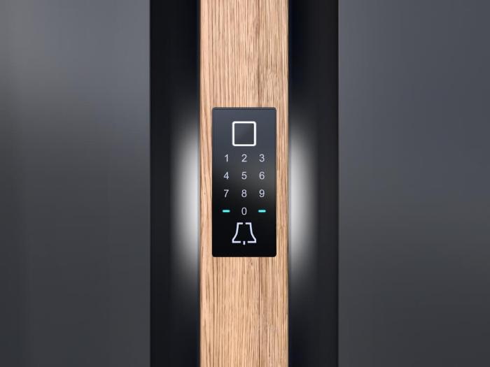 Inosmart Türöffnungssystem – intelligent & smart