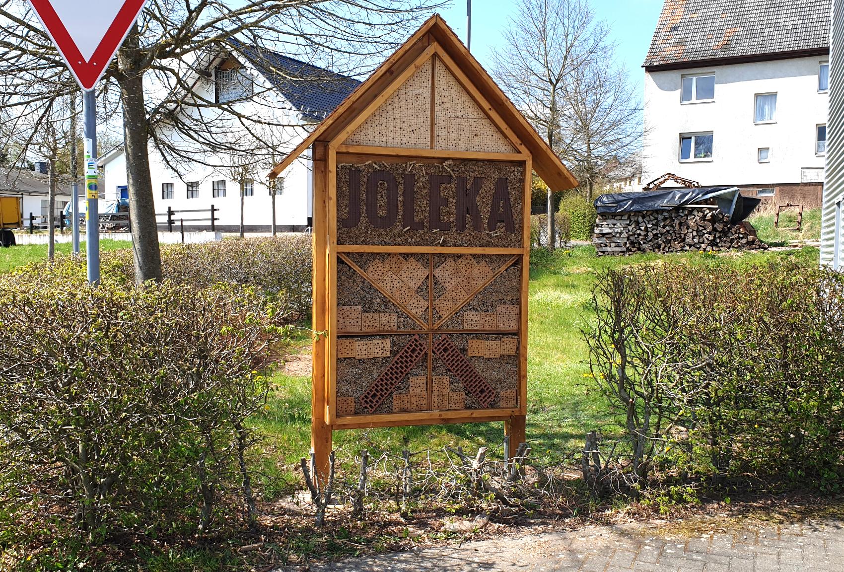Insektenhotel JOLEKA