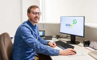 Einfach schneller: WhatsApp Kundenservice