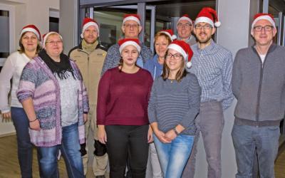 Ankündigung Betriebsferien Weihnachten