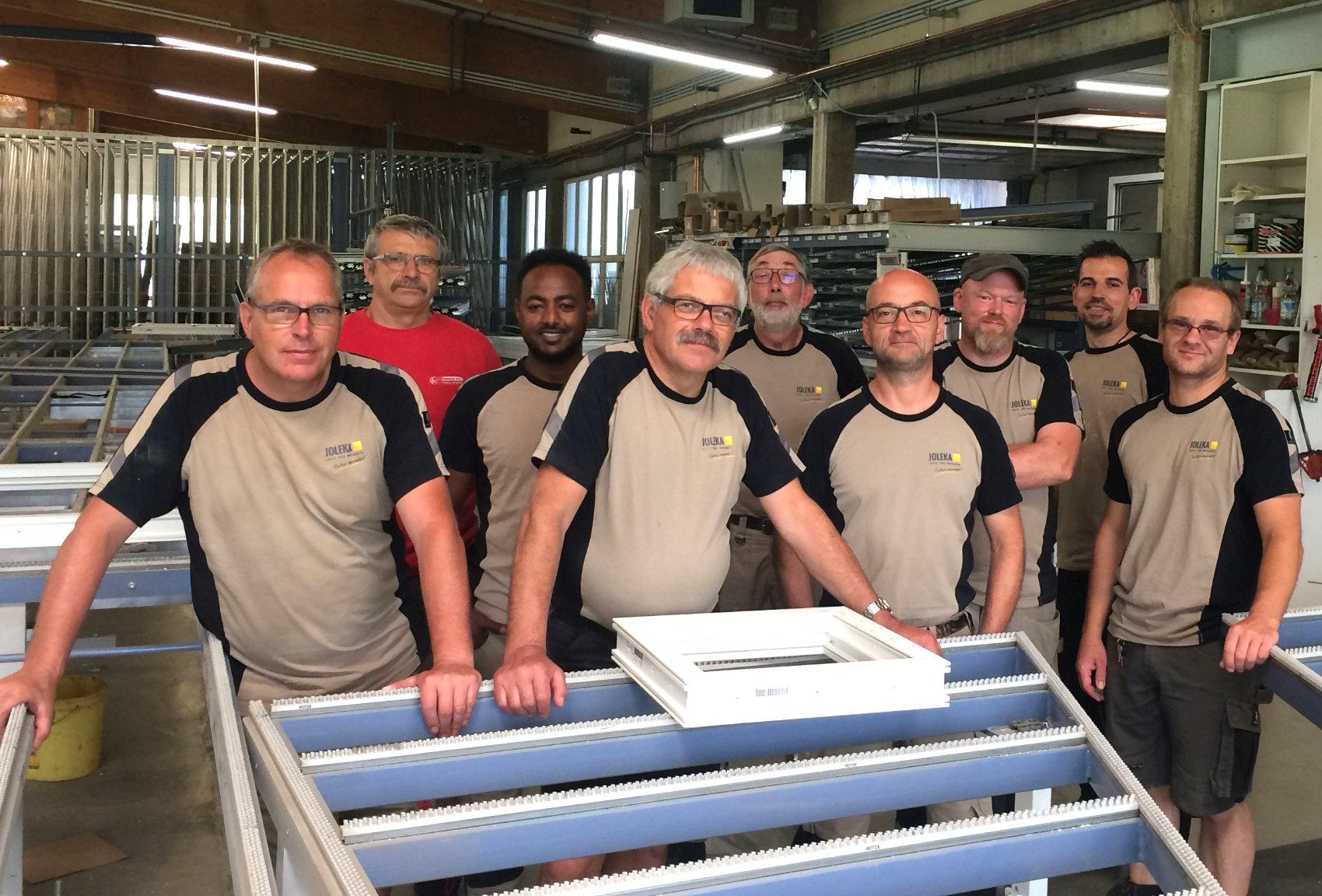 Joleka Produktions-Team