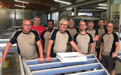 Basis besonderer Qualität: Unser Produktions-Team