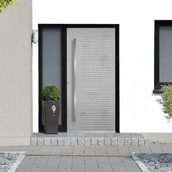 Haustür Beton Optik