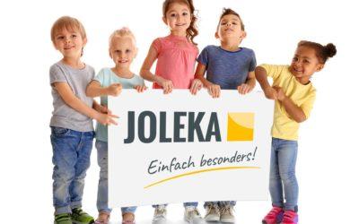Kita Hillesheim freut sich über JOLEKA Fenster