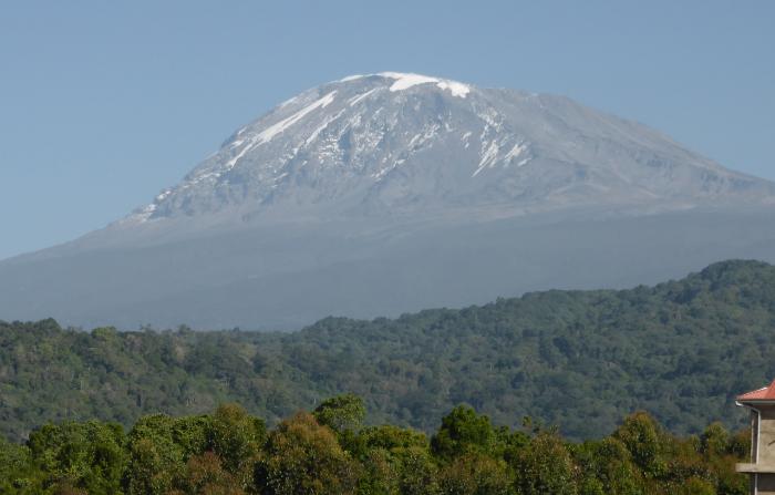 Kilimanjaro-Nationalpark