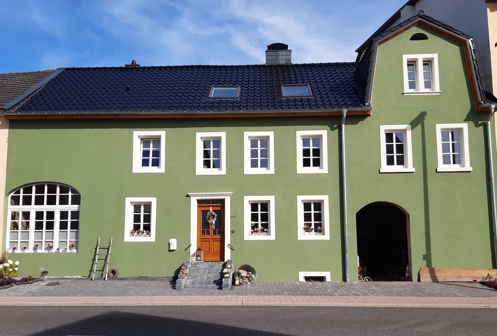 Alte Scheune zu Wohnhaus umbauen