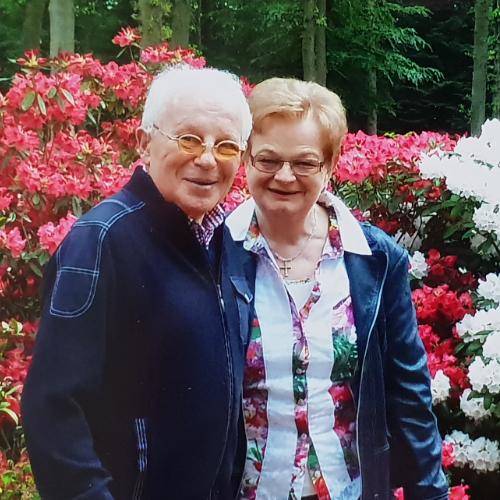 Josef und Inge Leuschen