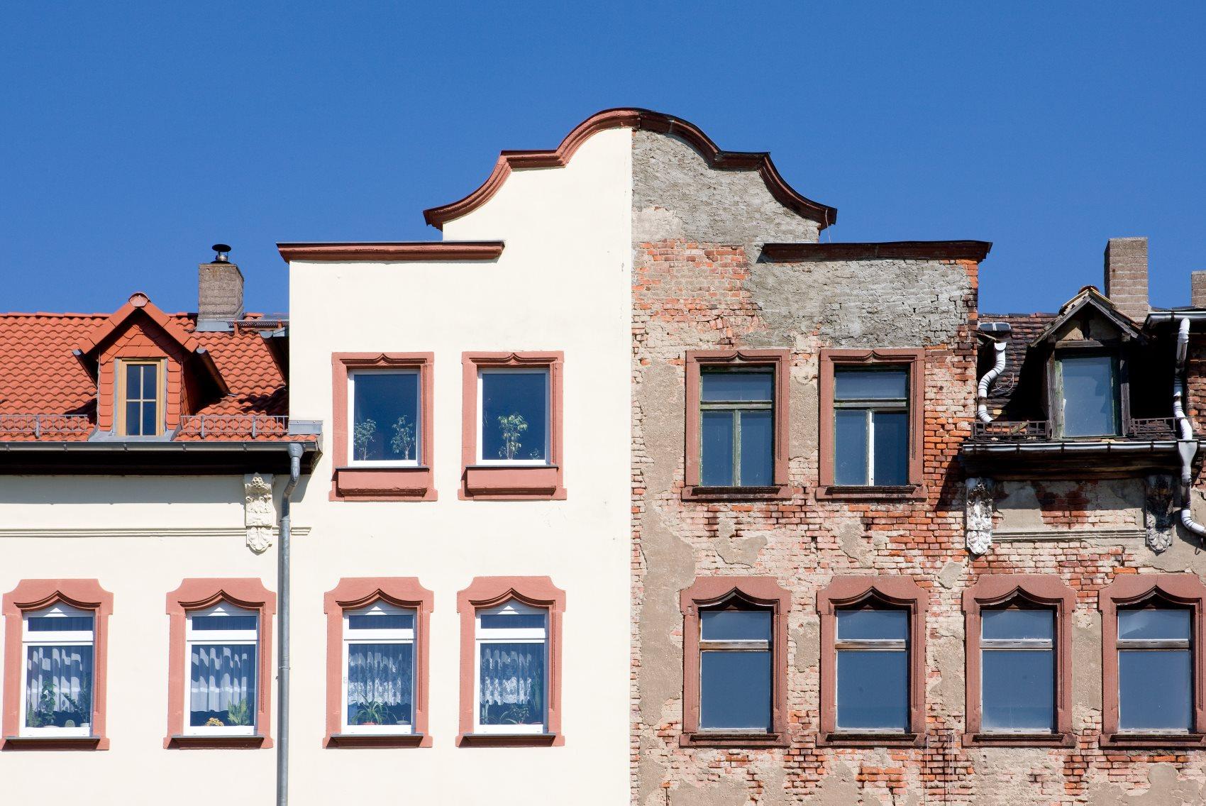 Fenstersanierung altes Haus