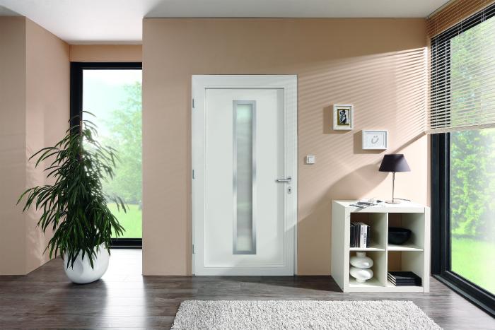 PortaSmart PVC Haustüre