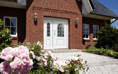 Welches Material ist das beste für meine neue Haustüre?
