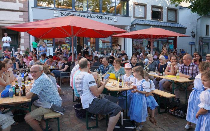 Wir unterstützen regional: Musikalischer Sommer Neuerburg