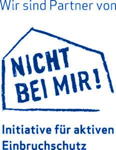 Darstellung Siegel Initiative für aktiven Einbruchschutz
