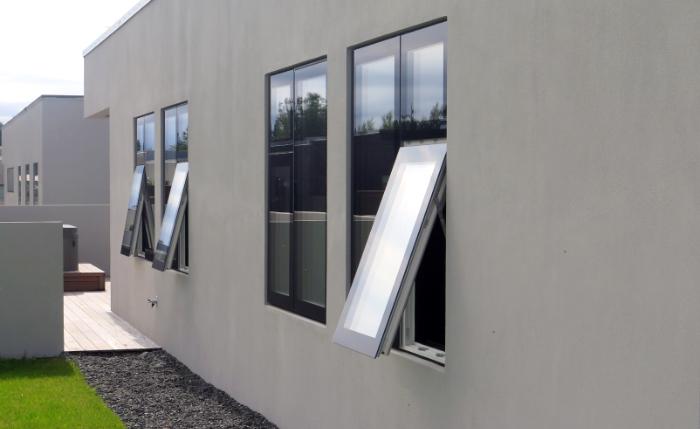 nachhaltige Fenster