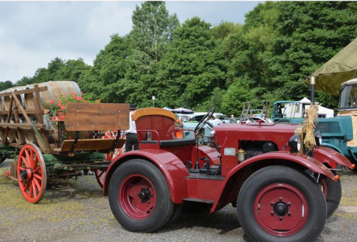 Historische Fahrzeuge Eifel