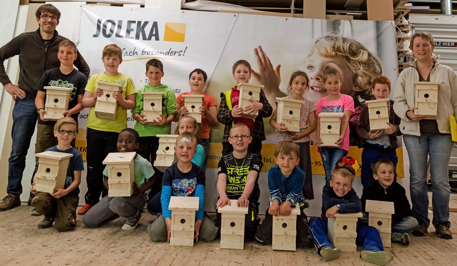 Grundschule Gerolstein Projekttag