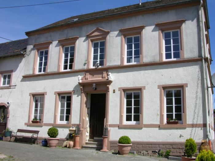 Historisches Gebäude Fenstersanierung