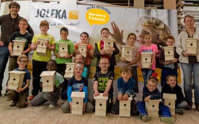 Grundschule Gerolstein bei JOLEKA