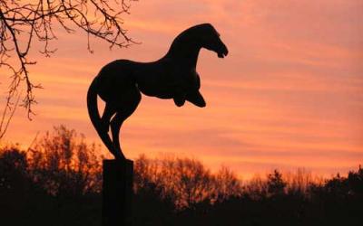 Skulpturenpark Gerolstein feierlich eröffnet