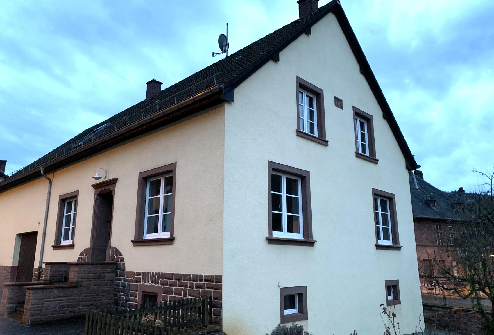 Sprossenfenster Eifel Densborn