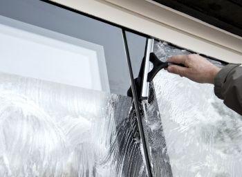 Fenster leichte Reinigung